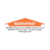 SERVPRO of Floyd County, SERVPRO of Clark County & SERVPRO of Harrison, Perry, Crawford, Orange, Washington, Scott