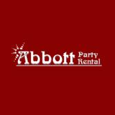 Abbott's Party Rentals
