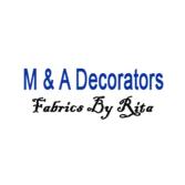 M & A Decorators