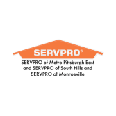 SERVPRO of Metro Pittsburgh East, South Hills & Monroeville