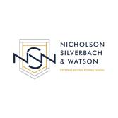 Nicholson, Silverbach, & Watson