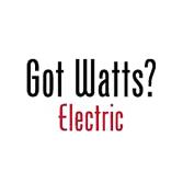Got Watts? Electric, Solar & HVAC