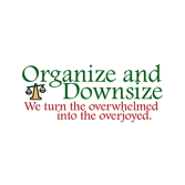 Organize and Downsize