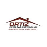 Ortiz Heating & Air Conditioning, Inc.
