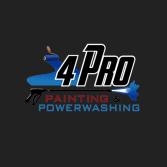 4Pro Painting & Power Washing