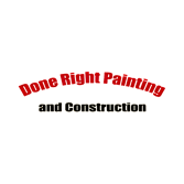 Done Right Painting and Construction