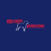 Big Dog Painting