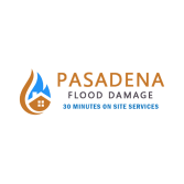 Pasadena Flood Damage