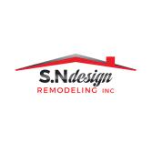 S N Design Remodeling Inc.