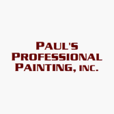 Paul's Professional Painting