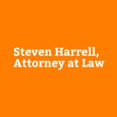 Steven Harrell, Attorney at Law