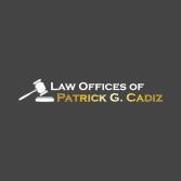Law Offices of Patrick G. Cadiz
