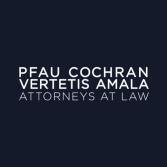 Pfau Cochran Vertetis Amala Attorneys at Law