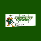 Ant & Garden Organic Pest Control