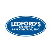 Ledford's Pest Control