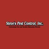 Steve?s Pest Control