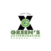 Green?s Exterminating