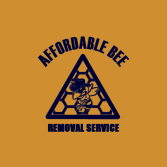 Affordable Bee Removal Service