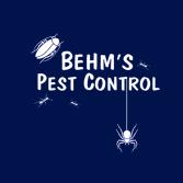Behm's Pest Control