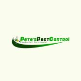 Pete's Pest Control