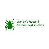 Conley's Home & Garden Pest Control