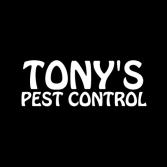 Tony's Pest Control