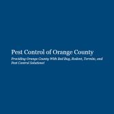 Pest Control of Orange County