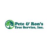 Pete & Ron's Tree Service, Inc.