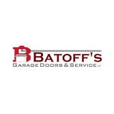 Batoff Overhead Garage Doors