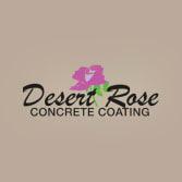 Desert Rose Concrete Coating