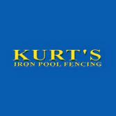 Kurt's Iron Pool Fencing