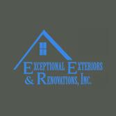 Exceptional Exteriors & Renovations Inc