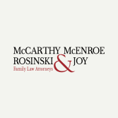 Mccarthy Mcenroe Rosinski & Joy