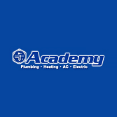 Academy Plumbing. Heating.  Air Conditioning. Electric