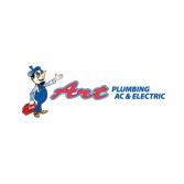 Art Plumbing, AC & Electric.