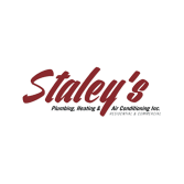 Staley's Plumbing, Heating & Air Conditioning Inc.