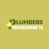 Plumbers Friendswood TX