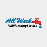 All Week Full Plumbing Service