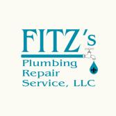 Fitz's Plumbing Repair Service, LLC