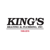 King's Heating and Plumbing, Inc.
