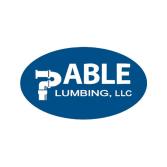 Able Plumbing, LLC