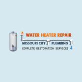 Water Heater Repair Missouri City