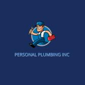 Personal Plumbing Inc