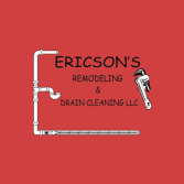 Ericson's Remodeling & Drain Cleaning LLC.