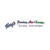 Terry's Plumbing, Air & Energy Inc.