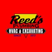Reed's Plumbing HVAC & Excavating