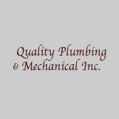Quality Plumbing & Mechanical Inc.