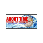 About Time Plumbing and Drain Cleaning, Inc.
