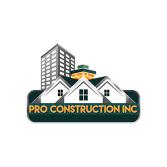 Pro Construction Inc.