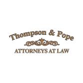 Thompson & Pope